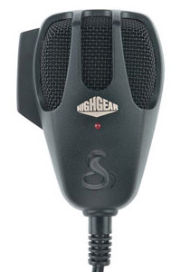All Jeeps (Universal), Universal Cobra Cb Radio Accessory - HG M77- Noise-cancelling 4-pin Microphone