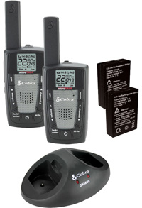 All Jeeps (Universal), Universal Cobra Two-Ways Radio - microTALK® LI 5600-2 DX 20-Mile Radio