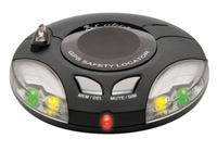 2005-9999 Honda Odyssey Cobra Radar Detector - SL3 GPS Safety Camera Located With AURA