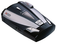 1988-1996 Ford F250 Cobra Radar Detector - XRS 9330 - 12 Band High Performance Radar/Laser Detector with Ultra Bright Data Display