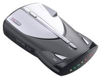 1991-1995 Volvo 940 Cobra Radar Detector - XRS 9340 - 12 Band High Performance Radar/Laser Detector with Ultra Bright Data Display