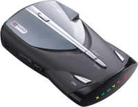 1991-1995 Volvo 940 Cobra Radar Detector - XRS 9440 - 12 Band High Performance Radar/Laser Detector with Voice Alert