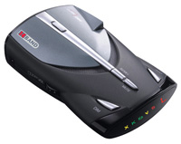 2005-9999 Honda Odyssey Cobra Radar Detector - XRS 9445 - 14 Band High Performance Digital Radar/Laser Detector with UltraBright Data Display and Voice Alert