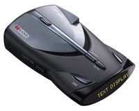 1990-1996 Nissan 300zx Cobra Radar Detector - XRS 9545 - 14 Band High Performance Digital Radar/Laser Detector with DigiView Text Display and Voice Alert