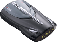 2002-2008 GMC Envoy Cobra Radar Detector - XRS 9640 - 12 Band Ultra Performance Digital Radar/Laser Detector with Compass