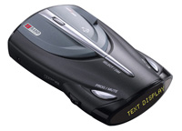 1961-1964 Mercury Monterey Cobra Radar Detector - XRS 9645 - 15 Band Ultra Performance Digital Radar/Laser Detector with DigiView Text Display and Compass