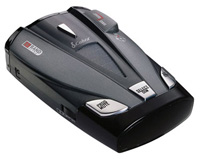 2002-2008 GMC Envoy Cobra Radar Detector - XRS 9730 - 12 Band Ultra Performance Digital Radar/Laser Detector with Compass & Voice Alert