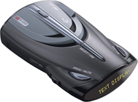 1995-2000 Chevrolet Lumina Cobra Radar Detector - XRS 9740 - 12 Band Ultra Performance Digital Radar/Laser Detector with Compass & Voice Alert
