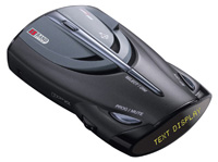 1961-1964 Mercury Monterey Cobra Radar Detector - XRS 9745 - 15 Band Ultra Performance Digital Radar/Laser Detector with DigiView Text Display, Compass & Voice Alert