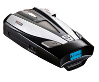 1978-1981 Buick Century Cobra Radar Detector - XRS 9830 - 12 Band Ultra Performance Digital Radar/Laser Detector with Cool Blue ExtremeBright DataGrafix Display