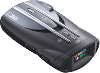 1992-1998 Saab 9000 Cobra Radar Detector - XRS 9940 - 12 Band Maximum Performance Digital Radar/Laser Detector with Full Color ExtremeBright Data Grafix Display