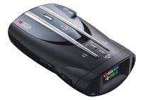 1995-2000 Chevrolet Lumina Cobra Radar Detector - XRS 9945 - 15 Band Maximum Performance Digital Radar/Laser Detector with Full Color ExtremeBright DataGrafix Display