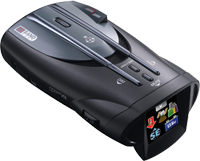 1995-2000 Chevrolet Lumina Cobra Radar Detector - XRS 9950 - 12 Band Maximum Performance Digital Radar/Laser Detector with Full Color ExtremeBright DataGrafix Display II