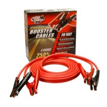 1993-2002 Ford Econoline Coleman Cable 20 ft. 4 gauge With 500 Amp Polar-Glo Booster Cable Clamp