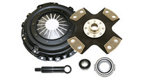 1995-1998 Mazda Protege Competition Clutch Performance Clutch Kit - Scc - Stage 5 - 4 Pad Rigid Ceramic