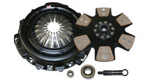 1995-1998 Mazda Protege Competition Clutch Performance Clutch Kit - Scc - Stage 4 - 6 Pad Rigid Ceramic