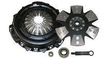 1999-2004 Ford Mustang Competition Clutch Performance Clutch Kit - Domestic - Ironman 6 Puck Rigid
