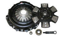 1999-2004 Ford Mustang Competition Clutch Performance Clutch Kit - Domestic - Ironman 6 Puck Sprung