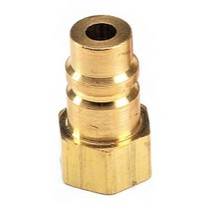 "1999-2005 Volkswagen Golf CPS Products 1/2"" ACME Brass Adapter"