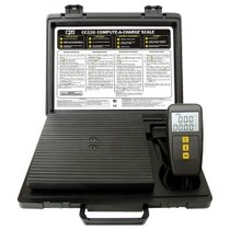 2004-2007 Scion Xb CPS Products Compact High Capacity Charging Scale