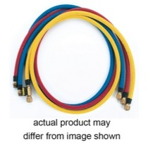 "2006-9999 Mercury Mountaineer CPS Products 6' Yellow 1/2"" ACME x 1/2"" ACME R-124a Hose With Ball Valve"