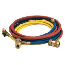 1997-2002 Buell Cyclone CPS Products R12 TO R134a Manifold Conversion Hose Set