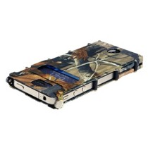 1996-1999 Audi A4 CRKT Stainless Steel Camo INOX Case for the iPhone 4