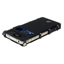 1992-1996 Chevrolet Caprice CRKT Stainless Steel Black INOX Case for the iPhone 4