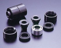 AE92 Cusco Front Lower Arm Pillow Ball Bushing Set - Front Side with Rubber Boots