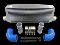 08-10 Chevrolet Cobalt with Ecotec LNF Turbo CX Racing Front Mount Intercooler Upgrade Kit (24