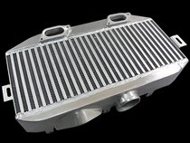 02-03 Subaru Impreza WRX STI, 04-05 Subaru Impreza WRX STI CX Racing Top Mount Intercooler - 20