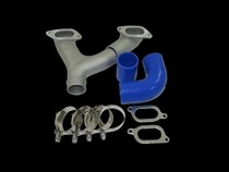 02-03 Subaru Impreza WRX/STI, 04-05 Subaru Impreza WRX/STI CX Racing Top Mount Intercooler Kit - 20