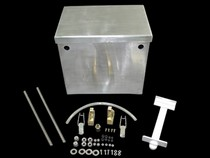 All Vehicles (Universal) CX Racing Battery Box Relocation Kit - 12