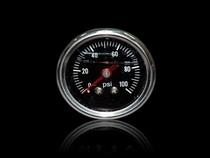 1998-2004 Chrysler Concorde CX Racing Fuel Pressure Gauge (Liquid Filled)