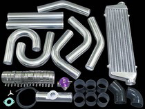 All Vehicles (Universal) CX Racing Intercooler - 28