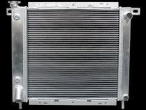 91-94 Ford Explorer (Manual or Automatic Transmission) CX Racing Radiator - 23