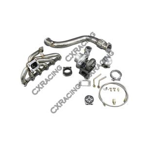 84  Series E30 M20 Cx Racing Gt35 Turbocharger Kit With 3