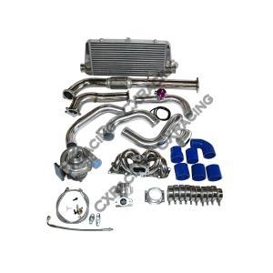 91-94 nissan 240sx s13 ka24de (dohc) cx racing t3/t4 turbocharger