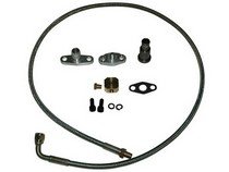 All Vehicles (Universal) CX Racing Turbo Oil Line Kit (51