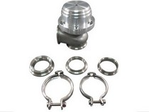 All Vehicles (Universal) CX Racing 46mm External Turbo Wastegate (12 PSI V-Band)