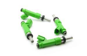 Set of 4 550cc Delphi Turbo Fuel Injectors for Scion tC xA xB 04-10 Turbo Racing