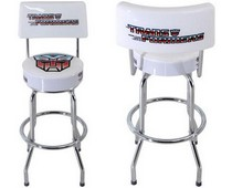 1993-2002 Ford Econoline DefenderWorx Autobot Bar Stool with Back
