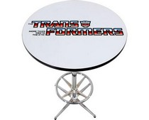 1967-1969 Pontiac Firebird DefenderWorx Transformers Pub Table