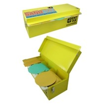 "1978-1987 GMC Caballero Dent Fix ""SAND BOX"" Protective Sand Paper Dispenser"