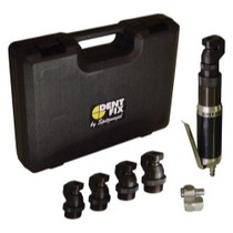 1999-2007 Ford F250 Dent Fix 5 in 1 Pneumatic Punch and Flange Kit