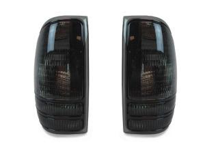 1997 2004 Dodge Dakota Depo Smoke Tail Lights