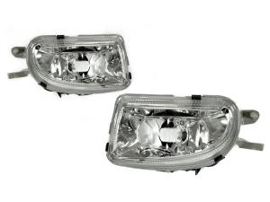 Mercedes C-class Fog Lights at Andy's Auto Sport