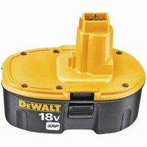 1987-1990 Honda_Powersports CBR_600_F Dewalt Tools 18 Volt XRP Battery Pack