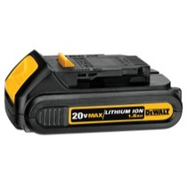 1982-1992 Pontiac Firebird Dewalt Tools 20V MAX Li-Ion Compact Battery Pack (1.5 Ah)