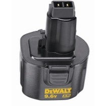 1984-1986 Ford Mustang Dewalt Tools 9.6 Volt Extended Run Time Battery